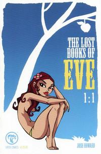 Cover Thumbnail for The Lost Books of Eve (Viper, 2006 series) #1:1