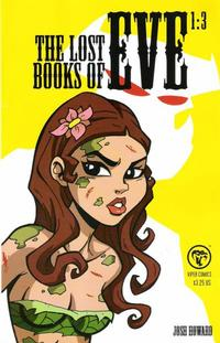 Cover Thumbnail for The Lost Books of Eve (Viper, 2006 series) #1:3