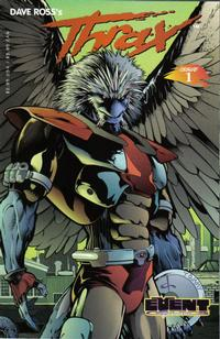 Cover Thumbnail for Thrax (Event Comics, 1996 series) #1