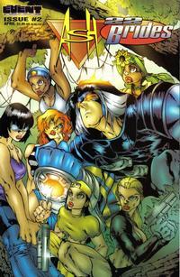 Cover Thumbnail for Ash/22 Brides (Event Comics, 1996 series) #2