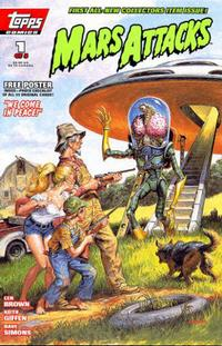 Cover Thumbnail for Mars Attacks (Topps, 1994 series) #1