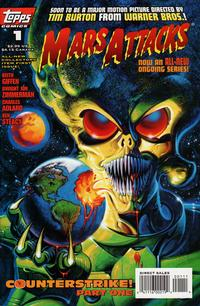 Cover Thumbnail for Mars Attacks (Topps, 1995 series) #1