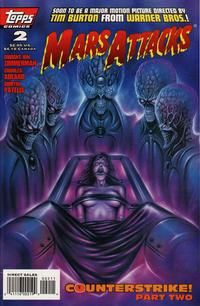 Cover Thumbnail for Mars Attacks (Topps, 1995 series) #2