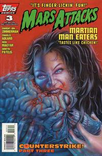 Cover Thumbnail for Mars Attacks (Topps, 1995 series) #3