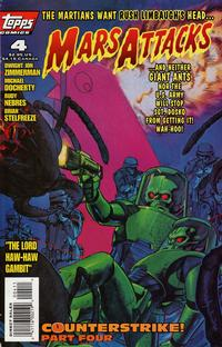Cover Thumbnail for Mars Attacks (Topps, 1995 series) #4