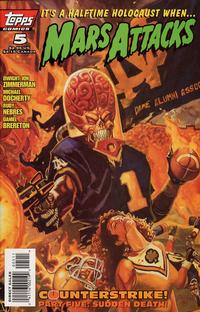 Cover Thumbnail for Mars Attacks (Topps, 1995 series) #5