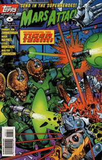 Cover Thumbnail for Mars Attacks (Topps, 1995 series) #6