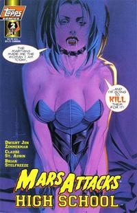 Cover Thumbnail for Mars Attacks High School (Topps, 1997 series) #2