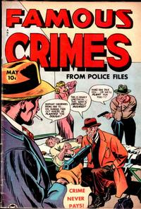 Cover Thumbnail for Famous Crimes (Fox, 1948 series) #9