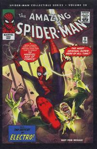 Cover Thumbnail for Spider-Man Collectible Series (Marvel, 2006 series) #20