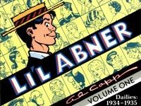 Cover Thumbnail for Li'l Abner Dailies (Kitchen Sink Press, 1988 series) #1