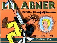 Cover Thumbnail for Li'l Abner Dailies (Kitchen Sink Press, 1988 series) #2