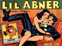 Cover Thumbnail for Li'l Abner Dailies (Kitchen Sink Press, 1988 series) #5
