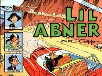 Cover Thumbnail for Li'l Abner Dailies (Kitchen Sink Press, 1988 series) #8