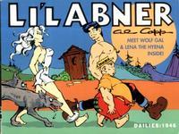 Cover Thumbnail for Li'l Abner Dailies (Kitchen Sink Press, 1988 series) #12