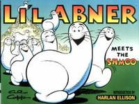 Cover Thumbnail for Li'l Abner Dailies (Kitchen Sink Press, 1988 series) #14