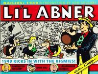 Cover Thumbnail for Li'l Abner Dailies (Kitchen Sink Press, 1988 series) #15