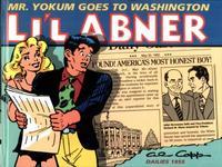 Cover Thumbnail for Li'l Abner Dailies (Kitchen Sink Press, 1988 series) #21