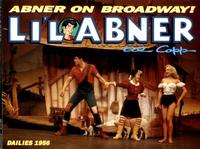Cover for Li'l Abner Dailies (Kitchen Sink Press, 1988 series) #22