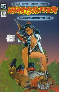 Cover Thumbnail for Heartstopper: Sorrow About to Fall (Millennium Publications, 1994 series) #1