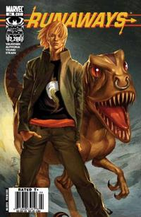 Cover Thumbnail for Runaways (Marvel, 2005 series) #24