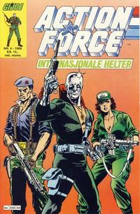 Cover Thumbnail for Action Force (Bladkompaniet / Schibsted, 1988 series) #4/1989