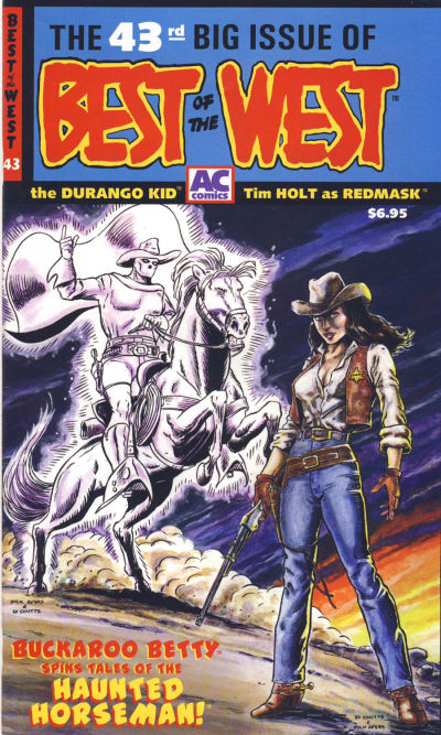 Cover for Best of the West (AC, 1998 series) #43