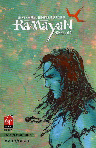 Cover for Ramayan 3392 A.D. (Virgin, 2006 series) #7