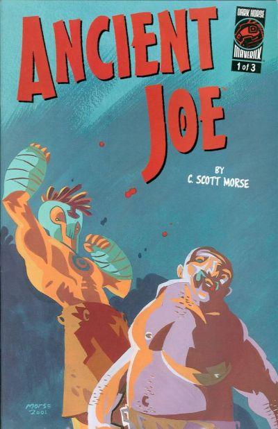 Cover for Ancient Joe (Dark Horse, 2001 series) #1