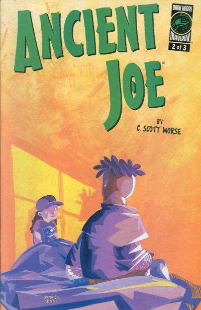 Cover for Ancient Joe (Dark Horse, 2001 series) #2