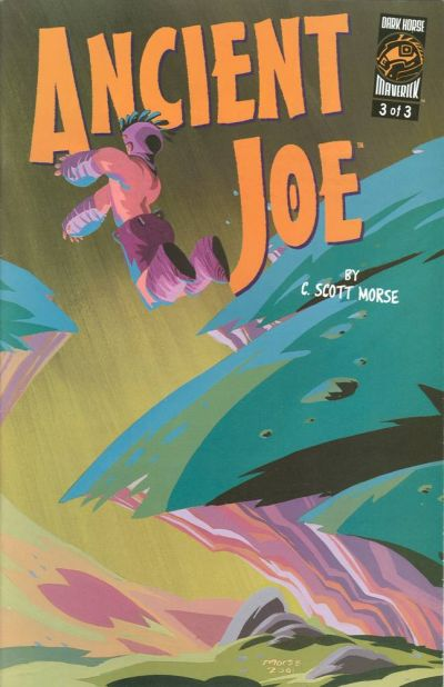 Cover for Ancient Joe (Dark Horse, 2001 series) #3