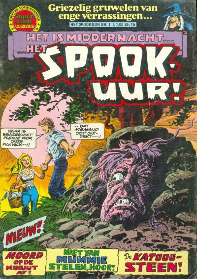 Cover for Het Spookuur Classics (Classics/Williams, 1975 series) #1