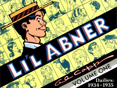 Cover for Li'l Abner Dailies (Kitchen Sink Press, 1988 series) #1