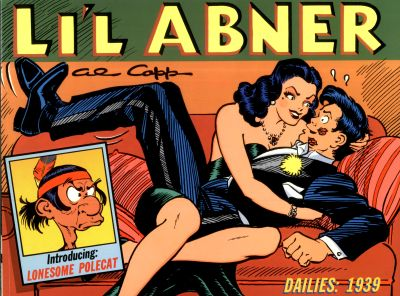 Cover for Li'l Abner Dailies (Kitchen Sink Press, 1988 series) #5