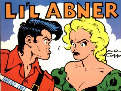 Cover for Li'l Abner Dailies (Kitchen Sink Press, 1988 series) #9