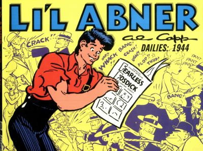 Cover for Li'l Abner Dailies (Kitchen Sink Press, 1988 series) #10