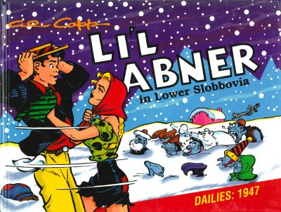 Cover for Li'l Abner Dailies (Kitchen Sink Press, 1988 series) #13