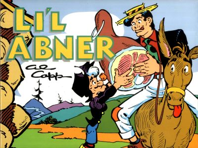 Cover for Li'l Abner Dailies (Kitchen Sink Press, 1988 series) #17