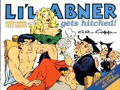 Cover for Li'l Abner Dailies (Kitchen Sink Press, 1988 series) #18