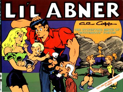Cover for Li'l Abner Dailies (Kitchen Sink Press, 1988 series) #19