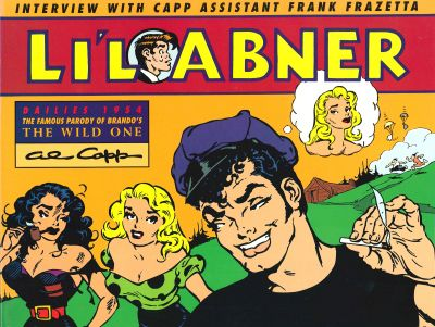 Cover for Li'l Abner Dailies (Kitchen Sink Press, 1988 series) #20