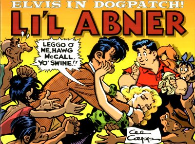 Cover for Li'l Abner Dailies (Kitchen Sink Press, 1988 series) #23
