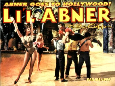 Cover for Li'l Abner Dailies (Kitchen Sink Press, 1988 series) #25