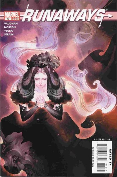 Cover for Runaways (Marvel, 2005 series) #19