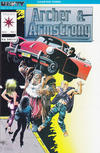 Cover for Archer & Armstrong (Acclaim / Valiant, 1992 series) #1