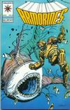 Cover for Armorines (Acclaim / Valiant, 1994 series) #2