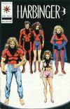 Cover for Harbinger (Acclaim / Valiant, 1992 series) #6