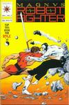 Cover for Magnus Robot Fighter (Acclaim / Valiant, 1991 series) #7