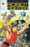 Cover for Magnus Robot Fighter (Acclaim / Valiant, 1991 series) #9