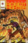 Cover for Magnus Robot Fighter (Acclaim / Valiant, 1991 series) #13
